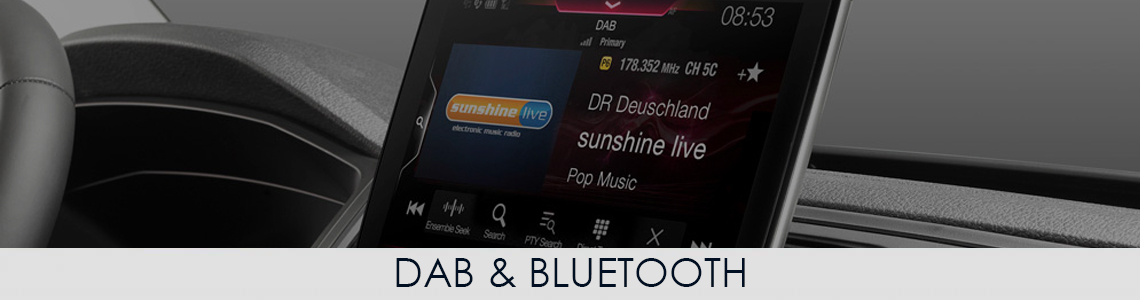 DAB & Bluetooth