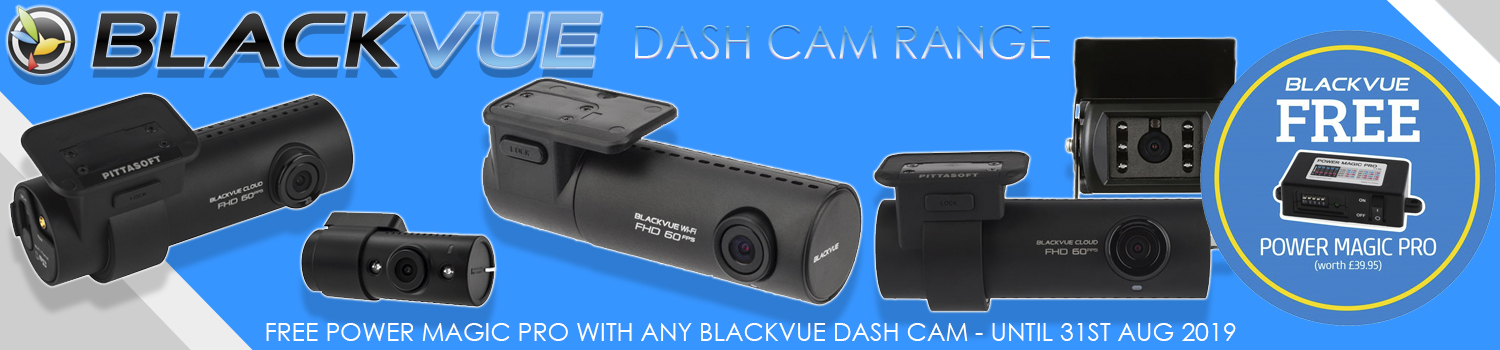 Blackvue Dash Cam Special offer
